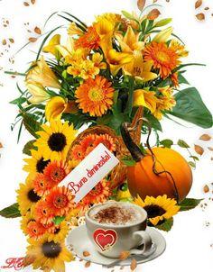 Morning Greeting, Good Morning, Table Decorations, Garden, Home Decor, Gift, Buen Dia, Garten, Decoration Home