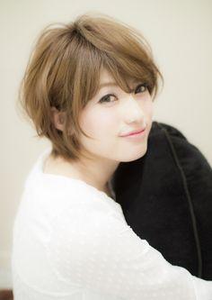 柔らかショートボブの画像(1) | 銀座の美容室 AFLOAT JAPANのヘアスタイル | Rasysa(らしさ)