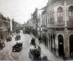 Rua Camerino, centro, Começo do século XX. https://www.facebook.com/Guarantiga?fref=photo