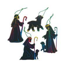 Magic Color Scratch Shepherds - OrientalTrading.com