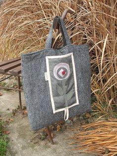 Nákupné tašky - nákupka šedá - 7496228_
