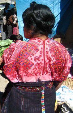 guatemala fabric nahuala
