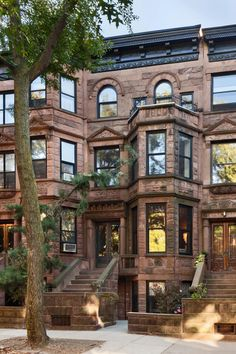 Complete Renovation of a 4-story Romanesque Revival House