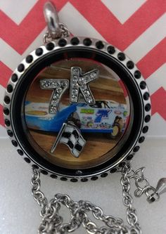 Race Girl Custom Locket & Bracelets – Dirty Girl Racewear