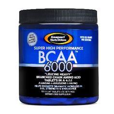 Bcaa 6000 180cps | Gaspari Nutrition