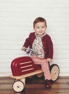 Bonnet á Pompon AW14 Baby lookbook