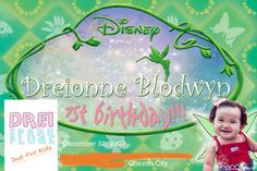 Drei Spark Plugs: Party Invitations Tinkerbell Theme Custom-made design made exclusively by Drei Spark Plugs Personalized Layout and Pri. Little Boy And Girl, Boy Or Girl, Corporate Giveaways, Party Giveaways, Tinkerbell Party, Spark Plug, Kids Events, Manila, Birthday Invitations