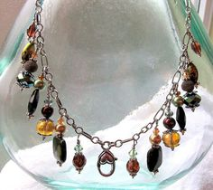 Treasure Keeper Necklace  Earth Mother by MadamNina on Etsy, $30.00