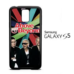 above and beyond D0223 Samsung Galaxy S5 Case