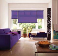 Однотонные рулонные шторы для вашего интерьера #blinds #rollershades #window #interior #спальня #шторы #жалюзи #декорокна #рулонныежалюзи