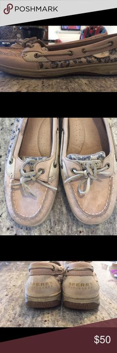 I just added this listing on Poshmark: Leather Sperry Top-Siders w/Leopard &Sequin Detail. #shopmycloset #poshmark #fashion #shopping #style #forsale #Sperry Top-Sider #Shoes