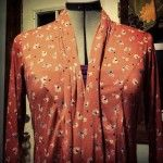 Paco Bean Scarf Neck Cardigan Sewing Pattern