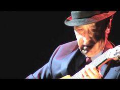 Old Ideas Tour ~ Leonard Cohen, The Gypsy's Wife (Javier Mas solo) ~ Lisbon, Portugal 10.7.2012