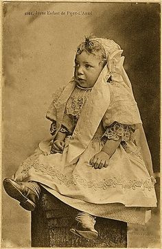 Jeune Enfant de Pont-L'Abbé Bretagne | Flickr - Photo Sharing!