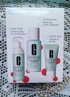 Kaufe meinen Artikel bei #Kleiderkreisel http://www.kleiderkreisel.de/kosmetik/kosmetik/141069698-clinique-anti-blemish-solutions-3-phasen-systempflege