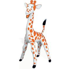 One of the hard to find Curious George sidekicks. Cecily Giraffe or Cecily G as she is so fondly called. Uplifting Messages, Little Giants, Curious George, Toy Collector, Imaginative Play, Horns, Childrens Books, Giraffe, Plush