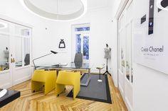 Ven a descubrir un nuevo concepto de  sala de reunión  mobiliario de oficina diferenciador