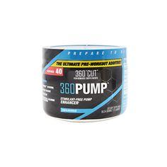 360PUMP STIMULANT FREE PUMP ENHANCER - Unflavored, $23.99