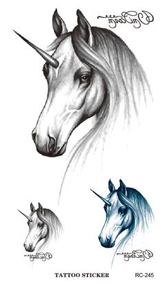 RC2245 Waterproof Temporary Tattoo Sticker Zodiac Horse Design Flash Fake Tattoo Body Art Water Transfer Tattoo Sticker 1pc #>=#>=#>=#>=#> Click on the pin to check out discount price, color, size, shipping, etc. Save and like it!