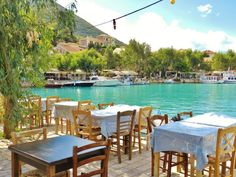 Vasiliki bay, Lefkada island, Greece ! www.lefkada-anesis.gr
