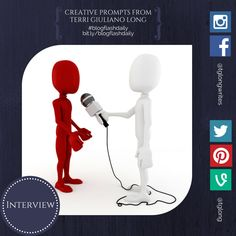 #BlogFlashDaily Writing Prompt: Interview #creativity #writingprompt