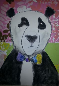 My Experiment The theme for this class session is Whimsical Animal Art. I just celebrated my 47...