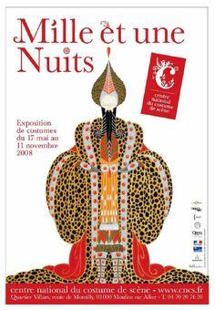 Dansomanie :: Voir le sujet - Les Mille et une Nuits au Musée du Costume (CNCS, Moulins)