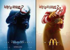 I will have nightmares about Ronald McDonald now.