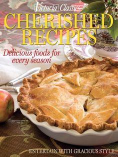 Victoria Classics Cherished Recipes