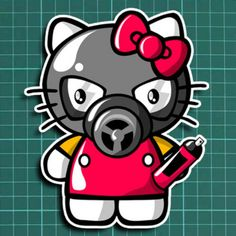 jdm sticker hello kitty pictures hello kitty cartoon hello kitty art sanrio