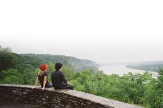 Many good memories :) Scene with K. Dunst & O. Bloom overlooking Ohio River at Otter Creek park. Can't believe MC let Lville purchase this, but better that then it get sold for development.