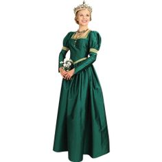 Windsor Gown - 101642 by Medieval Collectibles