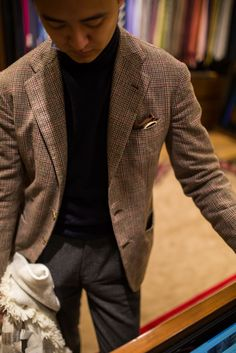 lnsee:  Cold again in Hong Kong Classic look