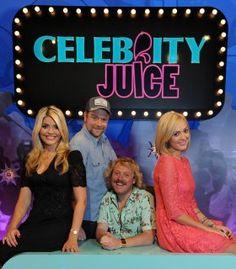 Celebrity Juice is hilarious!