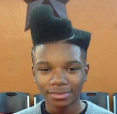 Black Men's Haircuts on Pinterest | Black Men Hair, Box Tops and High ...