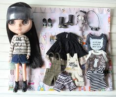 Traveling with your Blythe!