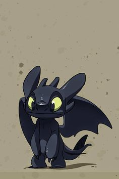 <3 Toothless