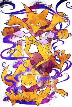 Pokemon Art by Lynx Art Collection - Imgur