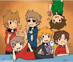 Instagram Photos and Videos for Tag eddsworldtord