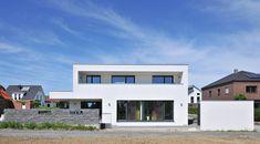Seitenansicht - Haus HUBERT