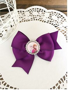 FROZEN Hair Bows / Frozen Party Favors / Hair Bows / Frozen Party Bows / Disney Hair Bows / Elsa