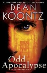 Odd Apocalypse by Dean Koontz | Fiction | Odd Thomas confronts deadly adversaries in a decaying estate. | Find it at PCLS: http://catalog.popelibrary.org/polaris/