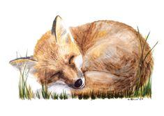 Nursery Print Set Woodland Baby Animals Animal от TinyToesDesign