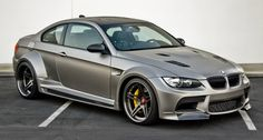 Widebody Vorsteiner BMW M3 GTRS3 I like - http://extreme-modified.com/