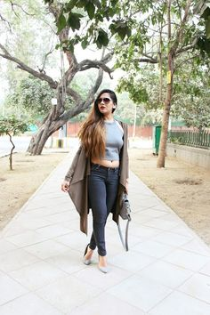 Keep It Simple- Chic Winter Outfit