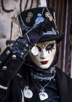 Steampunk Carnival | with Pin-It-Button on 500px.com