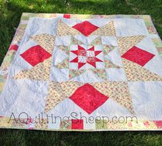 Tis better to give... | A Quilting Sheep | Bloglovin'