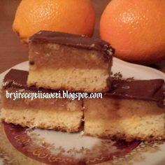 Posne Torte, Vegan Recipes, Cooking Recipes, Toblerone, Cheesecake, Sweets, Breakfast, Desserts, Food