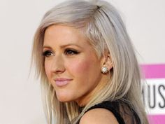 Ellie goulding does it right! Love how she rocks this hair style!