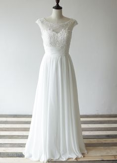 Just love this beaded dress.It is made of high quality of lace and chiffon fabric.We sewed the beads and sequins one by one with heart and love for this dress.We created the blank area for top.The sash is wide and folded.A flowing skirt without train.Perfect for anniversary,communion,fashion or beac